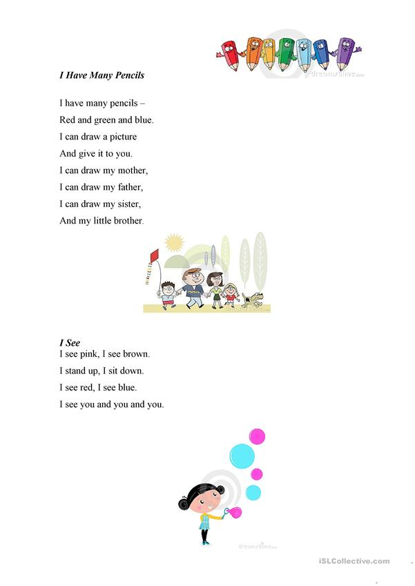 Poems for Kids 2