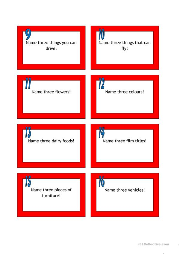Quiz Cards_General Knowledge (26 cards)