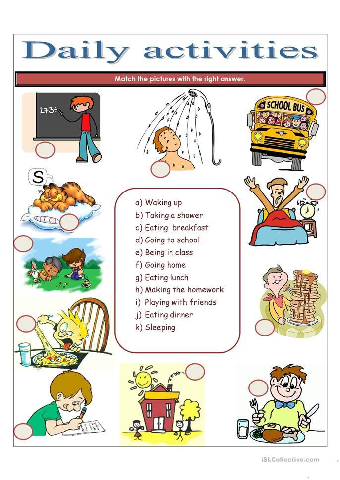 Printables Activities Of Daily Living Worksheets printables activities of daily living worksheets safarmediapps 41 free esl activities