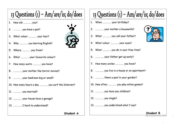 ... - do/does worksheet - Free ESL printable worksheets made by teachers