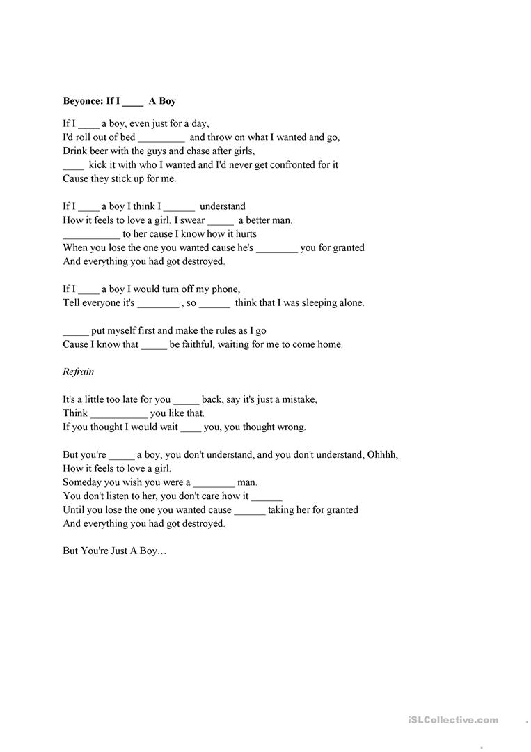 Second Conditional Listening Exercise - learnEnglish-online
