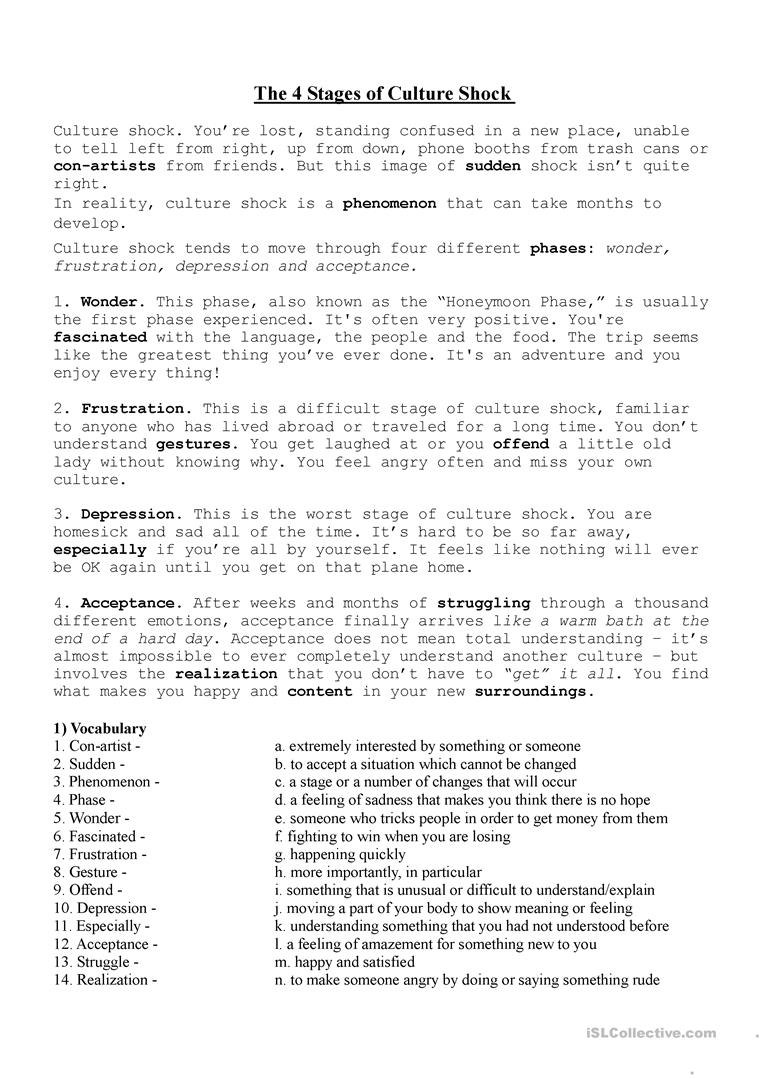 Worksheets Stereotype Worksheets 11 free esl stereotypes worksheets