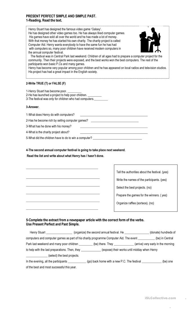 HELPING THE POOR - English ESL Worksheets For Distance Learning And  Physical Classrooms
