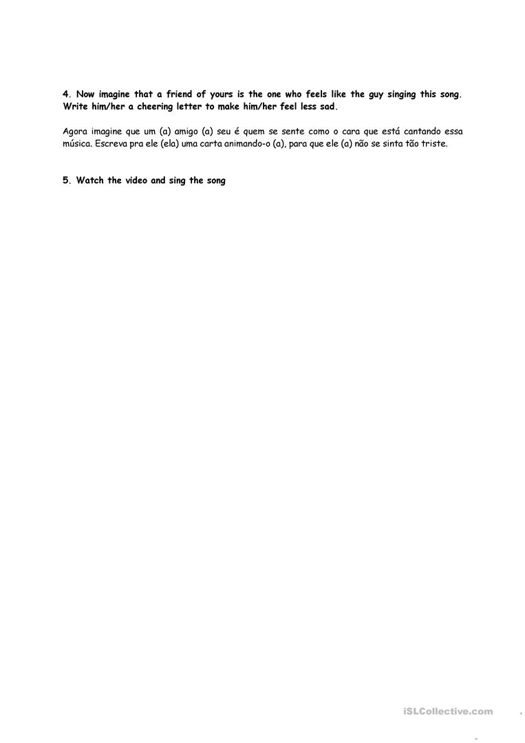 Song Welcome To My Life Simple Plan Worksheet worksheet Free – Life Plan Worksheet