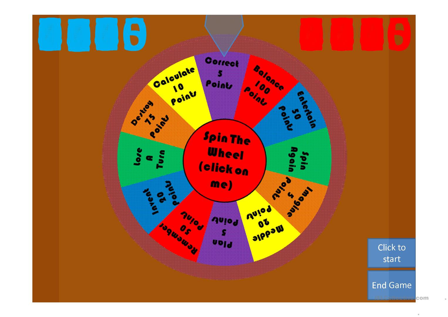 10 free esl spin the wheel powerpoint presentations exercises spin the wheel 200 verbs solutioingenieria Image collections