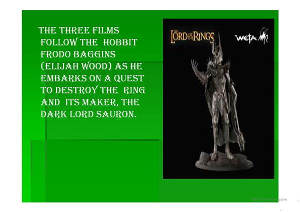 films-LORD OF THE RINGS