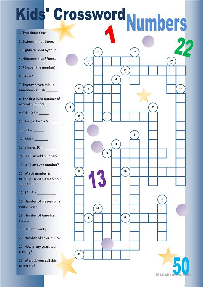 Extra Activities School Object St Children furthermore Big Simpsons  parative besides Big Kids Crossword Numbers in addition Big Finding Nemo For Kinder further Adverbs Verbs Word Search. on download english worksheets for kids