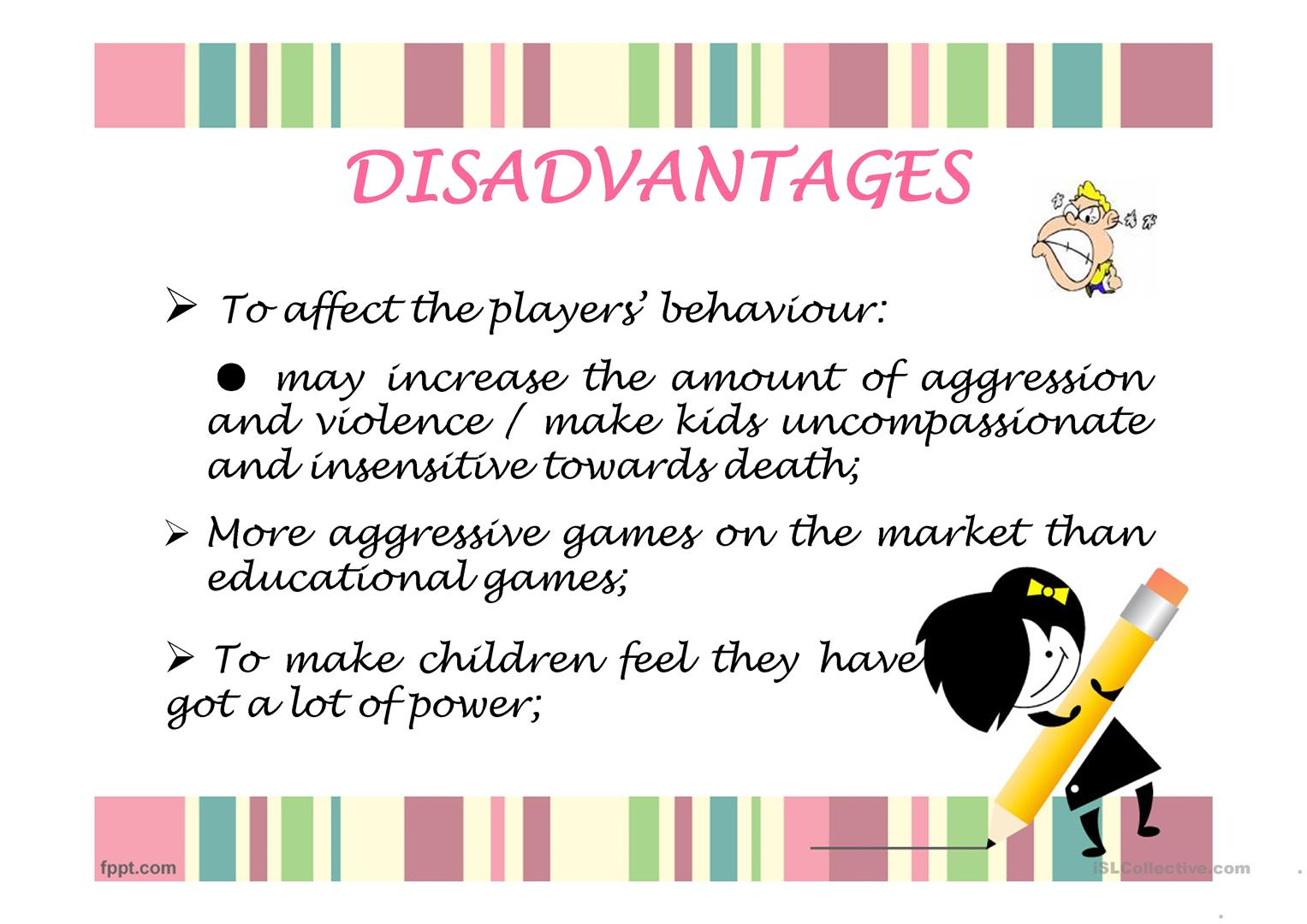 IELTS essay about the advantages and disadvantages of ...