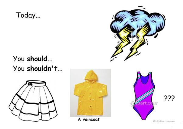 clothes you should wear