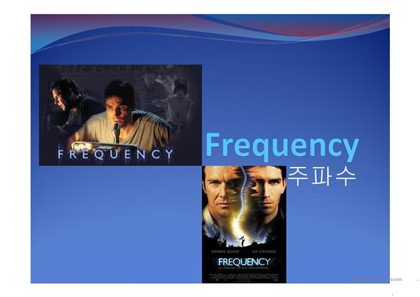 Frequency Culture Lesson