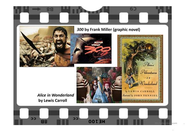 From Books to Films