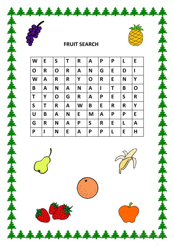 Fruit Search