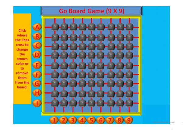 Go Board Game