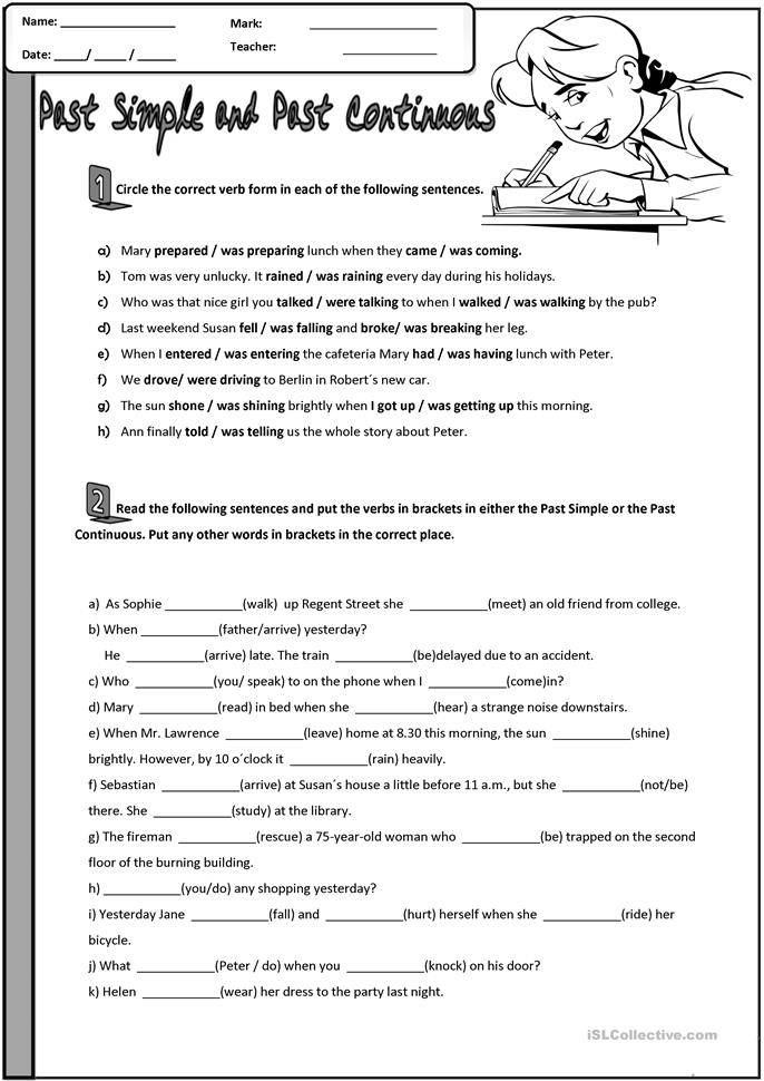 ... first grade sweet life sort english exercises