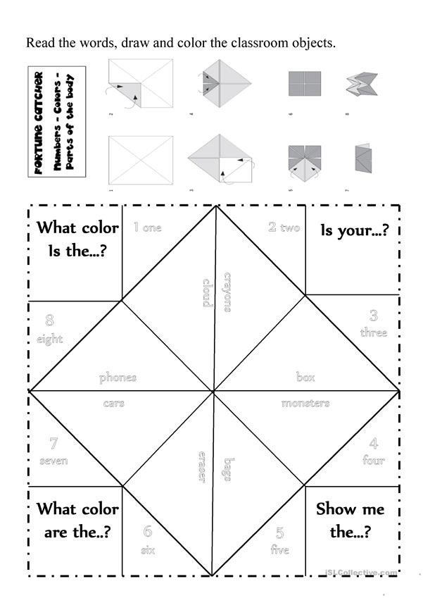 classroom objects and colors worksheet free esl printable worksheets made by teachers. Black Bedroom Furniture Sets. Home Design Ideas