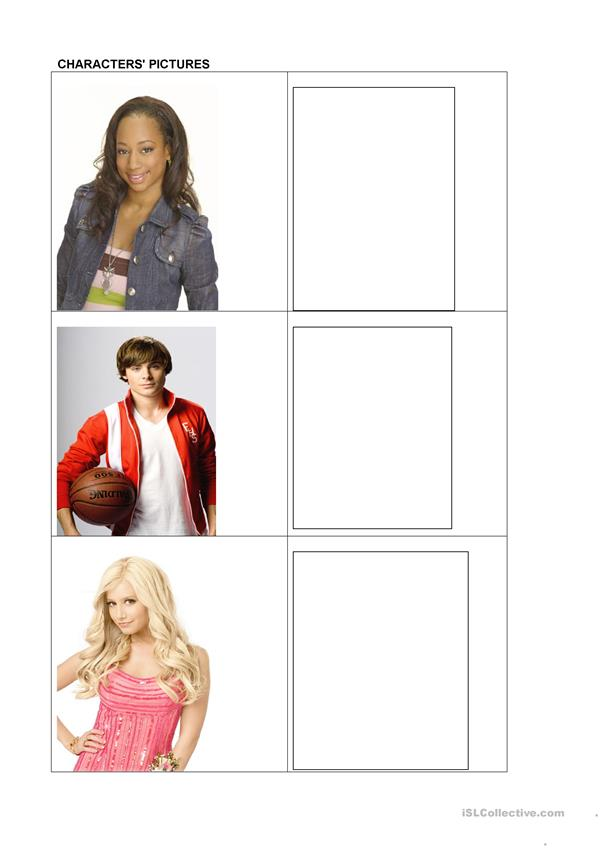 High School Musical Game