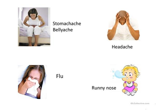 common health problems - English ESL Powerpoints for ...