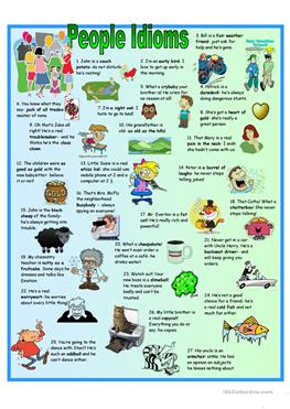 english idioms in use elementary pdf