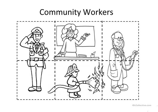 comunity workers