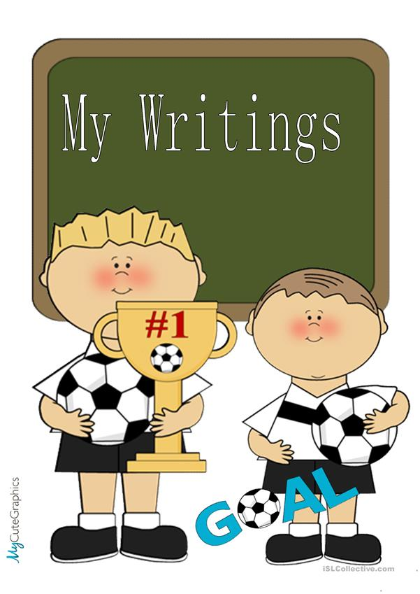 Creative Writing: My Writings cover A2 Level