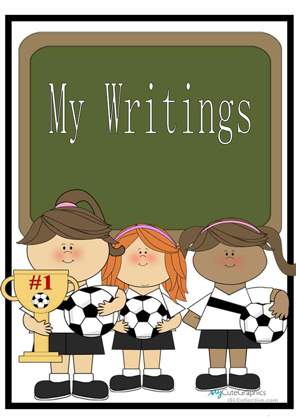 Creative Writing: My Writings Cover: A2 Level