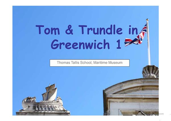 Tom & Trundle in Greenwich 1