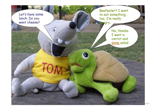 Tom & Trundle in London Part 1 English - German