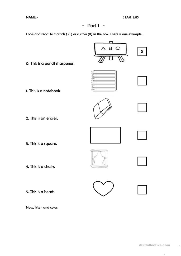 starters reading and writing paper worksheet free esl printable worksheets made by teachers. Black Bedroom Furniture Sets. Home Design Ideas