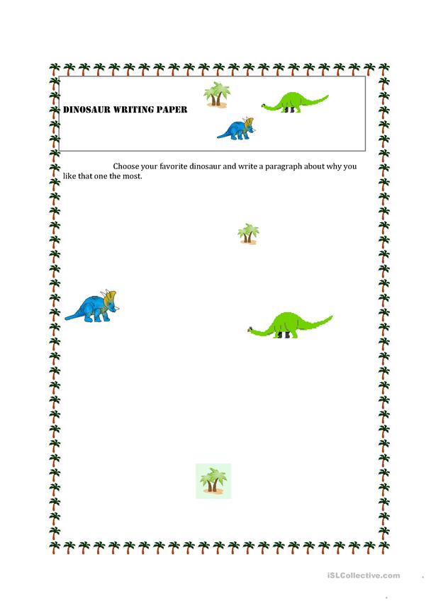 Dinosaur Facts and Fun