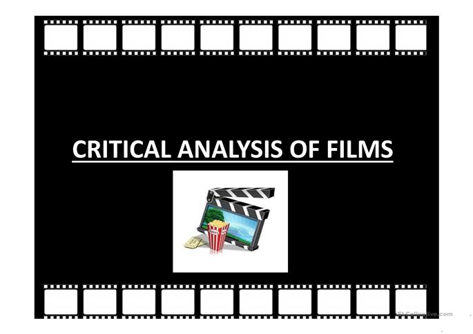 film analyse exercise 45 film analysis essay examples from best writing service eliteessaywriters™ how to write a movie analysis essay guide here get more argumentative, persuasive film analysis essay samples and other research papers after sing up.