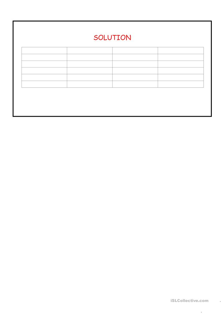 Logic Games Template Worksheet Free Esl Printable Worksheets Diagram Full Screen