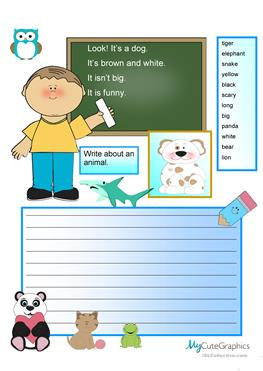 Online Writing Games for Kids