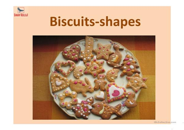 Biscuits-shapes