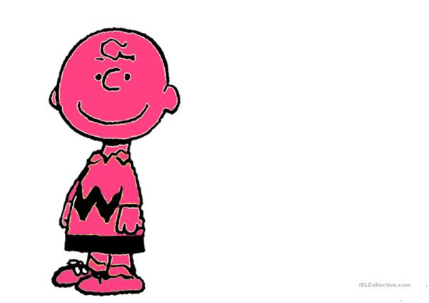Charlie Brown, Charlie Red..