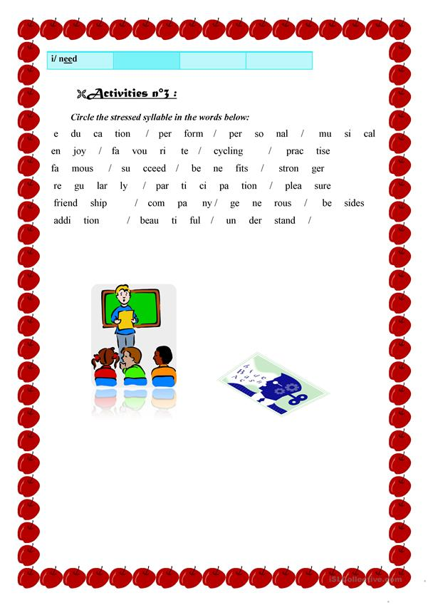 Pronounciation English Esl Worksheets For Distance Learning And Physical Classrooms They are arguing about the pronunciation of forte again.his. islcollective