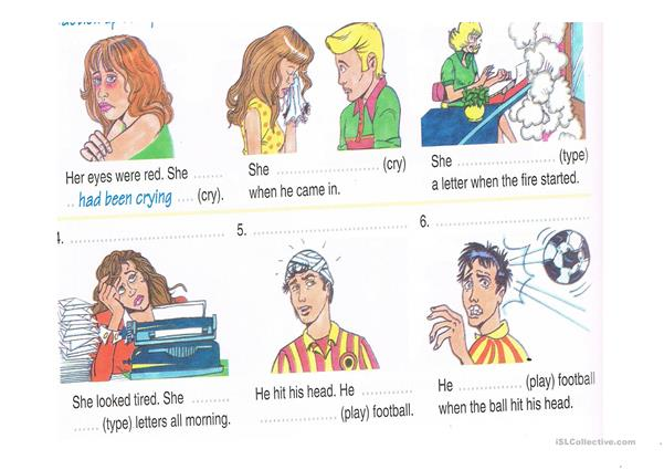 Revision of past tenses