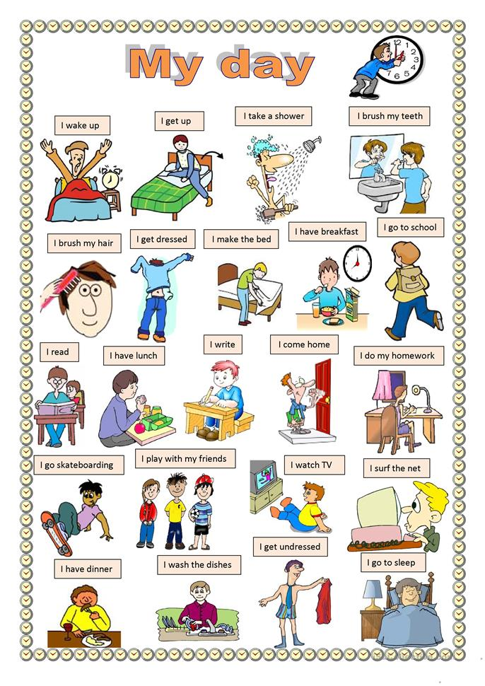 ... day worksheets for adults kindergarten english worksheets free daily