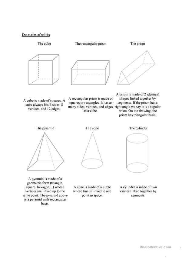 two and three dimensional shapes worksheet free esl printable worksheets made by teachers. Black Bedroom Furniture Sets. Home Design Ideas