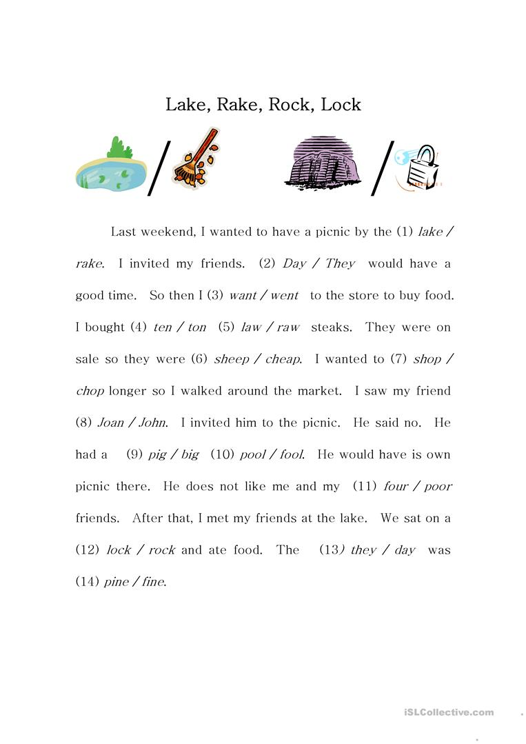 197 FREE ESL s sound worksheets – S Sound Worksheets