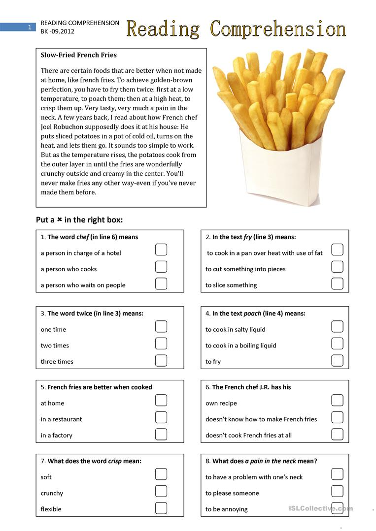 Worksheet reading a recipe worksheet grass fedjp worksheet study 91 free esl recipe worksheets yoghurt cake forumfinder Choice Image