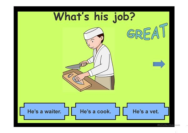 JOBS & OCCUPATIONS