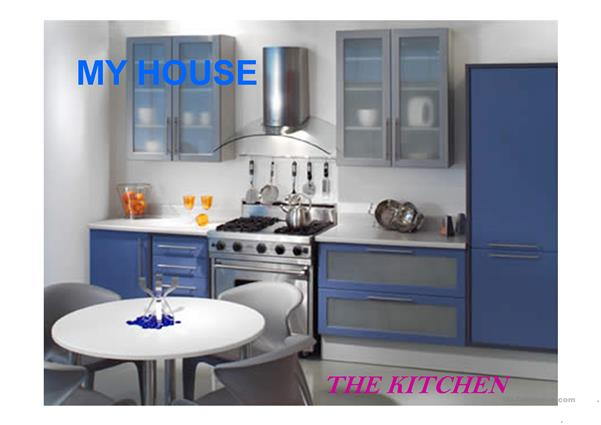 My house (kitchen)