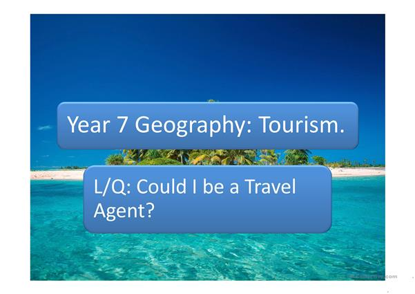 Powerpoint - Travel Agent