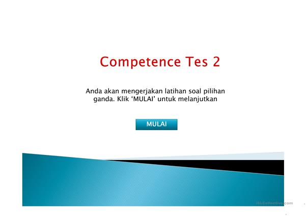 Test Competence