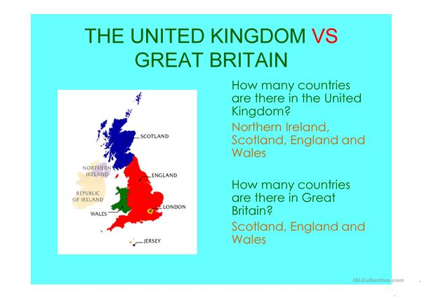 The United Kingdom power point