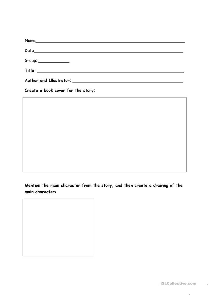 FREE Middle School Printable Book Report Form - Pinterest