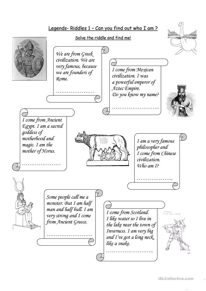 types of mythology worksheet essay Literary genres general list fiction genres : fairy tales form: many different forms to write different types of couplets that can also be used to build other.