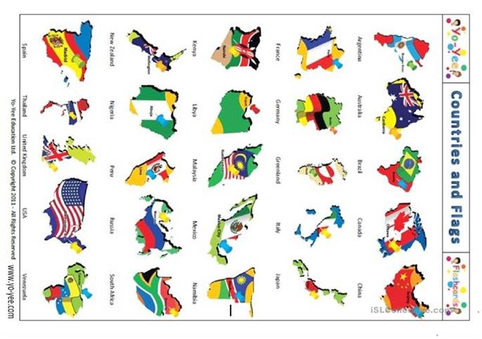 16 FREE ESL continents worksheets – Continents Worksheets