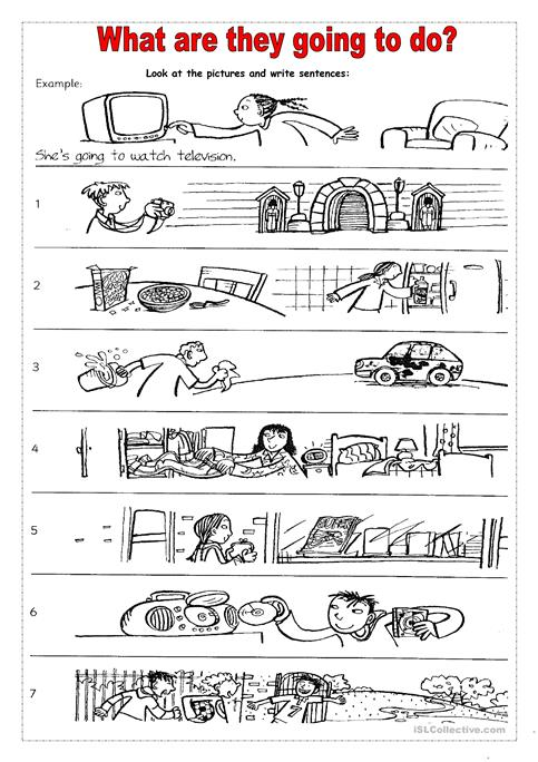 English worksheets: the phrasal verb to do