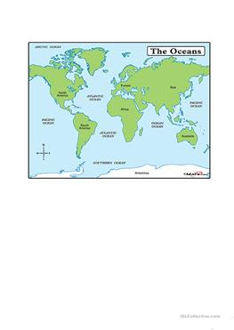 5 free esl oceans worksheets pirate map gumiabroncs Gallery